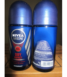NIVEA DEO ROLL ON  500ML X 24